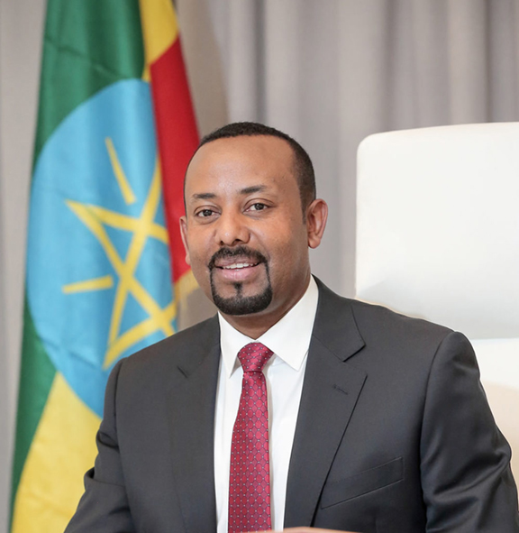 Abiy Ahmed, PM of Ethiopia