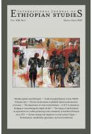 International Journal of Ethiopian Studies [XIII:1]
