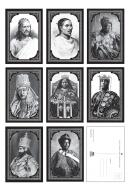 Ethiopian Royal Postcard Set